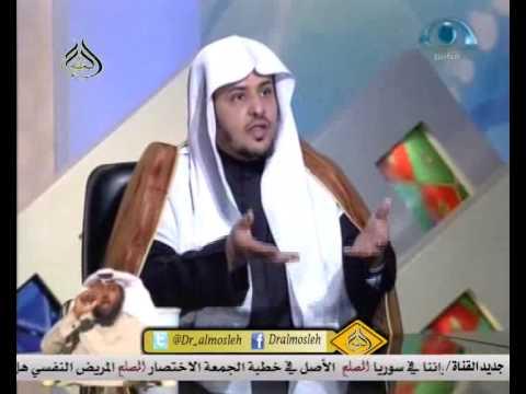 وصف النبي صلى الله عليه وسلم لحال الخوارج