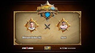 ShtanUdachi vs Ant, game 1