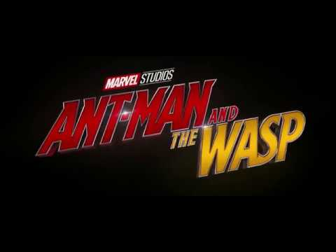 ANT-MAN AND THE WASP - Virallinen teaser traileri | HD