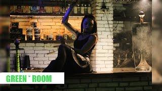 Концептуальная реклама для кальяной GREEN ROOM