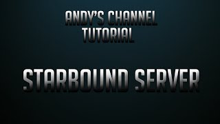 Non-Hamachi server tutorial: http://www.youtube.com/watch?v=Sy4xmFqGpdo Troubleshooting: -You can go into the folder and...
