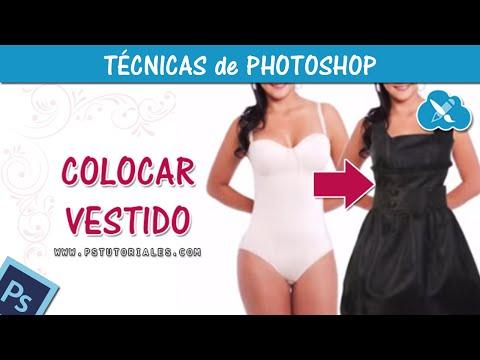 Colocar vestido con Photoshop