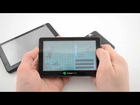 Видео обзор для навигатора Navitel 6010 5010 4010