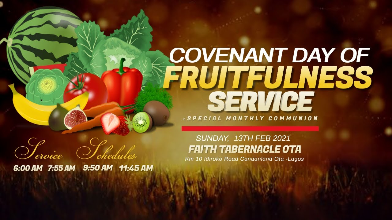 Winners Chapel Sunday 14th February 2021 Live Service with Bishop David Oyedepo
