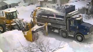 Snow Removal To The Next Level In Canada