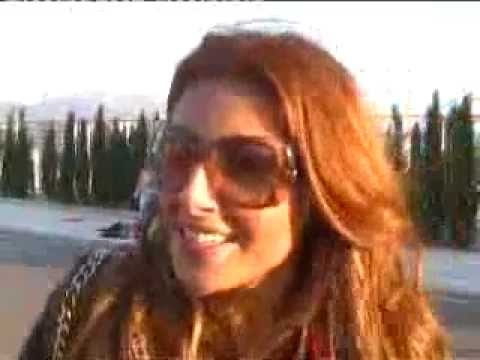 Interview with Helena Paparizou (Winner for Greece 2005)
