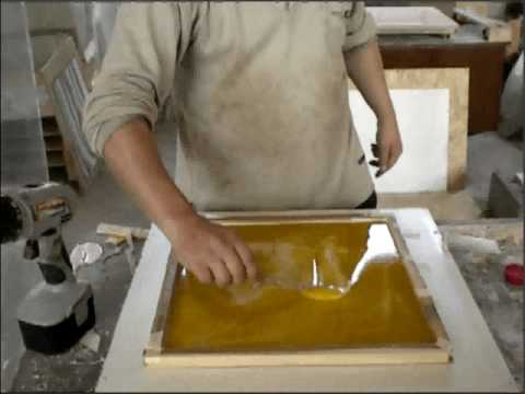 Как сделать литьевой мрамор