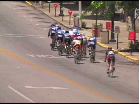 Downtown Bike Race