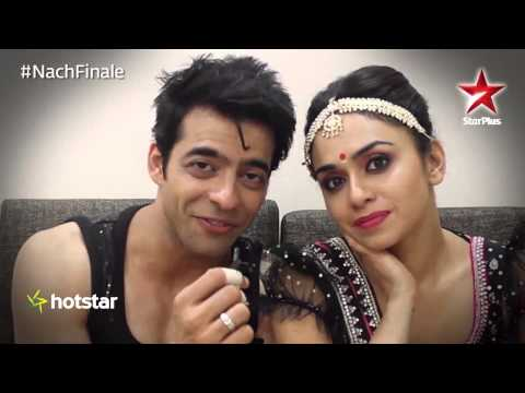 The Nach Finale will be grand, says Amruta and Him