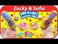 Pop A Lotz Surprise Pops Blind Box Unboxing Toy Review by Zacky & Sofia (2018)