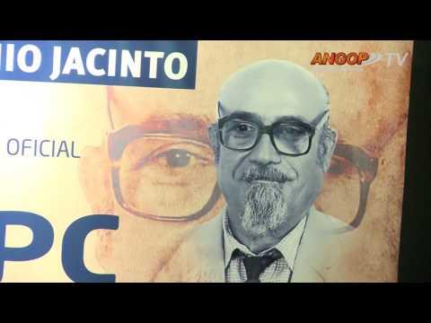 Outorgado Prémio Literário António Jacinto