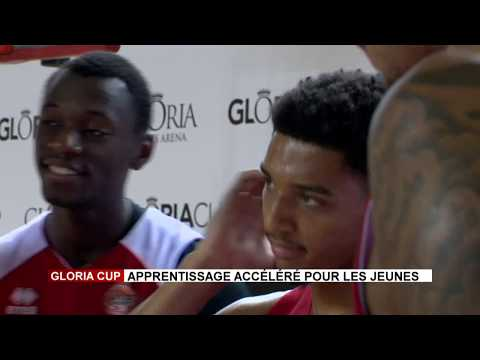 Gloria Cup: accelerated training for young people