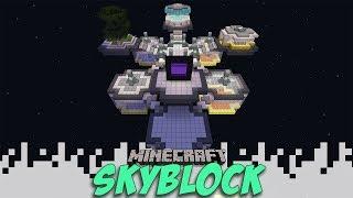 Minion Testing - Skyblock Season 2 - EP10 (Minecraft Video)