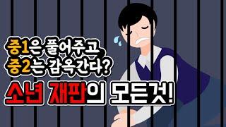 중1은 풀어주고, 중2는 감옥간다? 어릴 때 저지른 범죄, 성인 돼서 발각되면 소년법 적용될까?