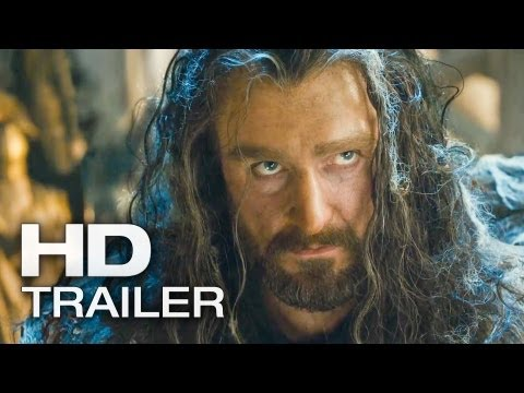 DER HOBBIT 2: Smaugs Einöde Trailer Deutsch German | 2013 Official Film [HD]