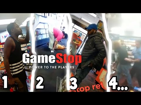 GameStop WORST CUSTOMERS Of All Time! MUST WATCH!!
