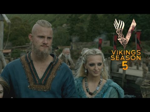 Vikings Season V Trailer by VikingsFrance  | HD |