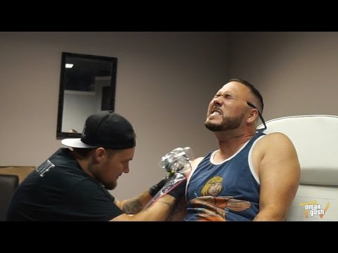What Do Tattoos Feel Like? | OmarGoshTV