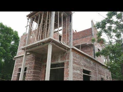 Cận cảnh ngôi nhà 2 tầng mà 2 vợ chồng già tự xây dựng - Tin Tức Mới - Thời lượng: 4:32.