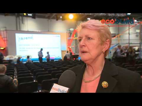 Ecobuild 2017: Baroness Young of Old Scone