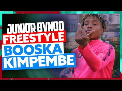 Junior Bvndo | Freestyle Booska Kimpembe