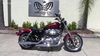 6. Harley Davidson 2016 Sportster Superlow 883