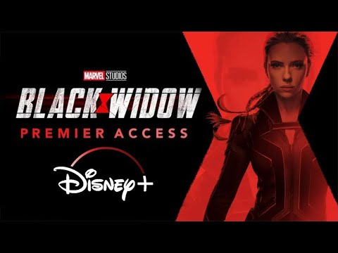 BLACK WIDOW DISNEY PLUS VOD RELEASE NEWS