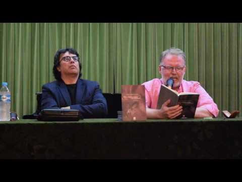 Video de la presentación en San Luis Potosí (México) de mi libro Esta ínfima parte de infinito
