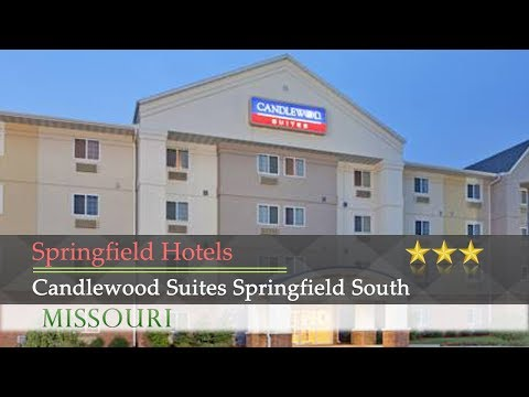 Candlewood Suites Springfield South - Springfield Hotels, Missouri