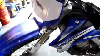 10. Yamaha WR 250 F 2011 MOTOTIME