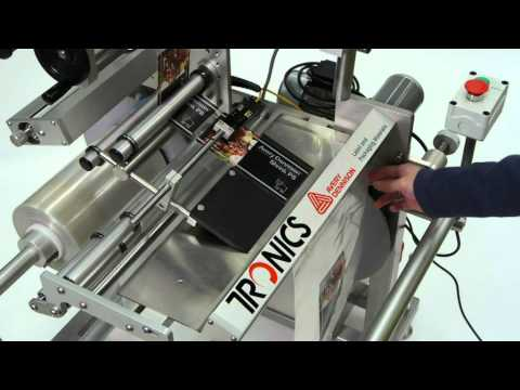 Vacuum Shrink Wrap Labeller | Avery Dennison Video Image