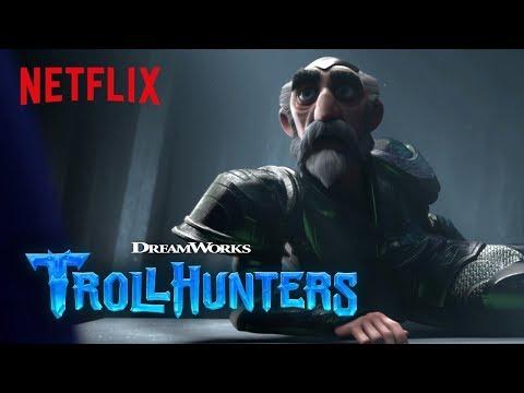 Merlin Awakens | Trollhunters | Netflix Futures