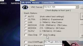 Как установить, настроить и протестировать программу UltraVNC?