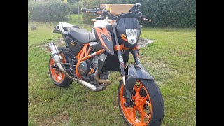 10. The Ultimate KTM Duke R 690 Powerparts