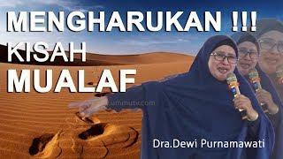 Download Video KISAH MUALAF TERBARU 2018 Dewi Purnamawati MP3 3GP MP4