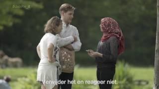 Filmmakers Issa Shaker en Anass Bendrif maakten in het Vondelpark in Amsterdam deze korte film om meer bewustzijn te...