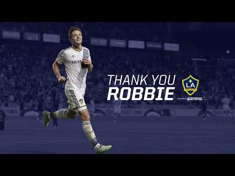 Video: Robbie Rogers Highlights #ThankYouRobbie