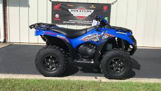 9. 2019 Kawasaki Brute Force 750 4x4i EPS