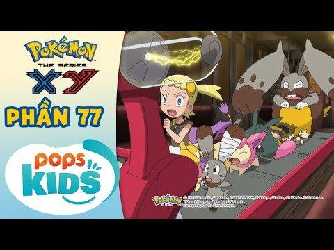 Tổng Hợp Hành Trình Thu Phục Pokémon Của Satoshi - Hoạt Hình Pokémon Tiếng Việt S18 XY - Phần 77 - Thời lượng: 1:03:19.