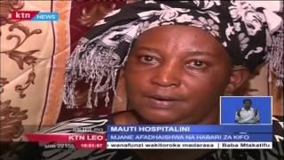 Familia Ya Mgonjwa Wa Saratani Aliyeuawa Hospitali Kuu Ya Kenyatta Inalilia Haki