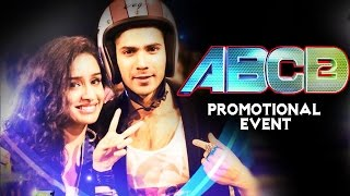 Nonton Abcd 2 Movie  2015  Promotional Events   Varun Dhawan  Shraddha Kapoor  Prabhudeva Film Subtitle Indonesia Streaming Movie Download
