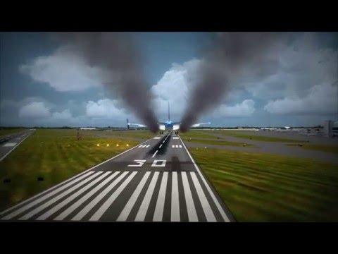Emergency Landing Miami Boeing 757-200