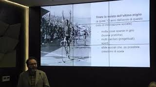 Flaviano Zandonai parla di Innovazione sociale - 30 gennaio 2019 Rimini