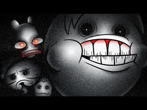Oney Plays Creepy Pasta Land 2: SCP Force WITH FRIENDS (видео)