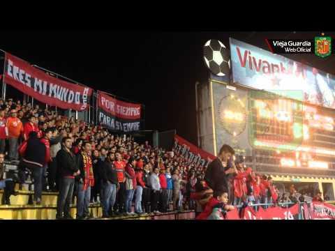Hoy te venimos a alentar - Cronica Roja - Deportivo Cuenca