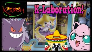 Pokemon Cards! Opening a Jirachi Box! K-Laboration! by Master Jigglypuff and Friends