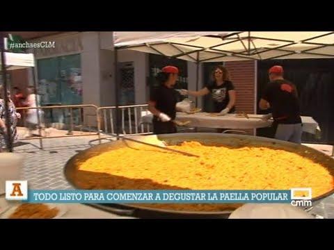 Día de la paella en Cazalegas
