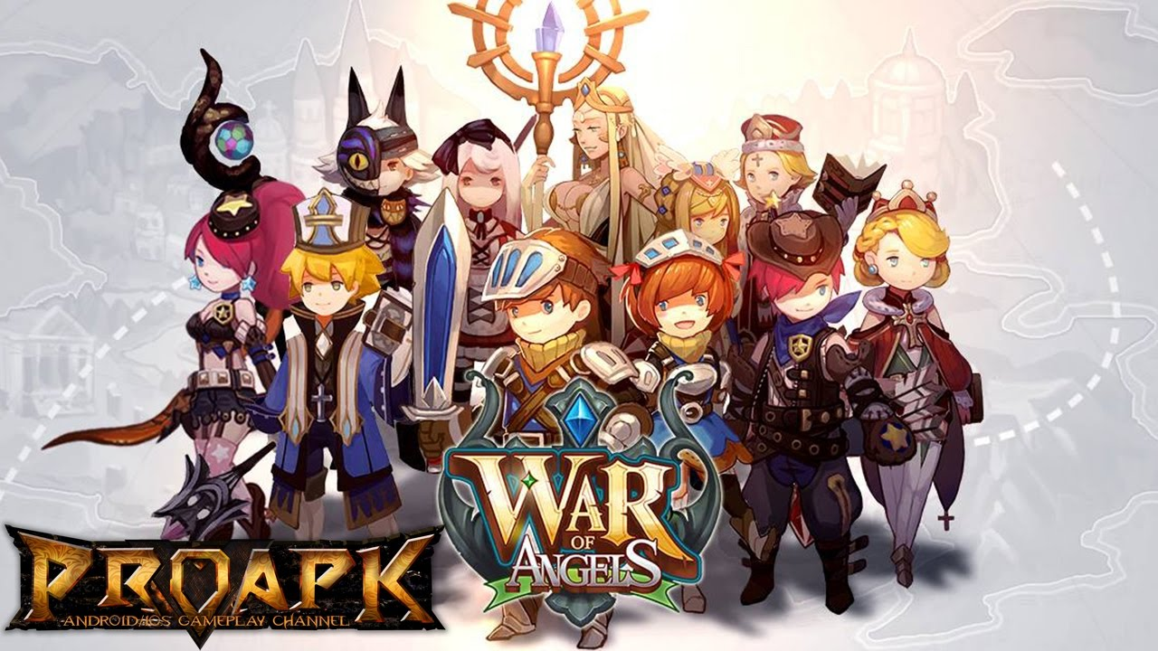 War of Angels : RPG Saga