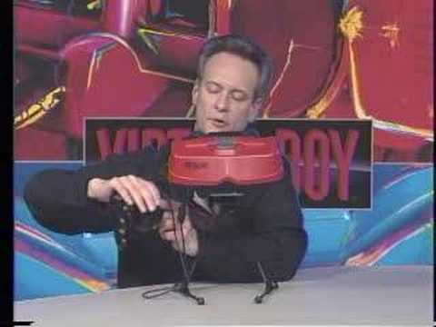 Virtual Boy hardware