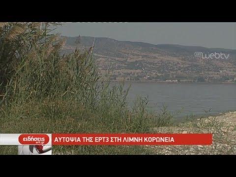 Αυτοψία της ΕΡΤ3 στη λίμνη Κορώνεια | 28/09/2019 | ΕΡΤ